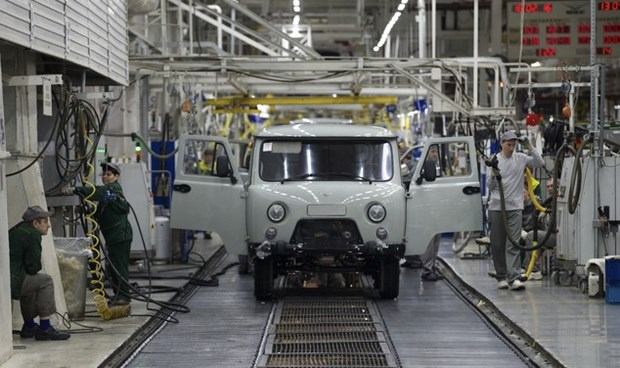 Russia's Sollers plans to assemble cars in Vietnam hinh anh 1