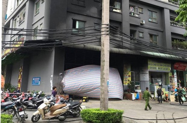 Fire safety still the scourge of Hanoi hinh anh 1