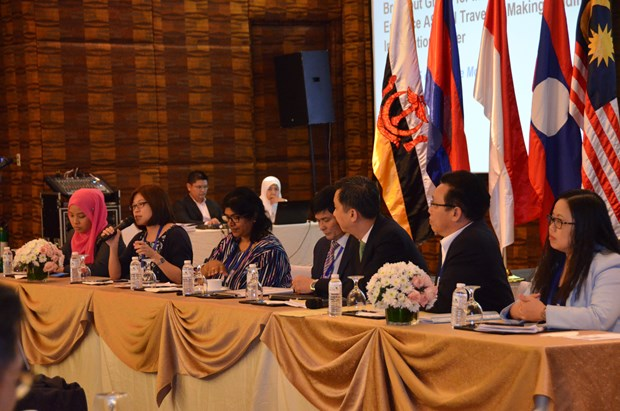 ASEAN moves forward with connectivity master plan hinh anh 1
