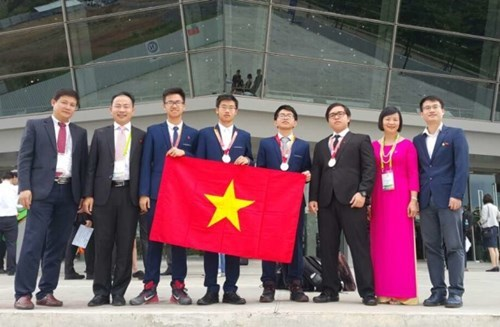 Vietnam reaps highest results at int'l chemistry Olympiad hinh anh 1