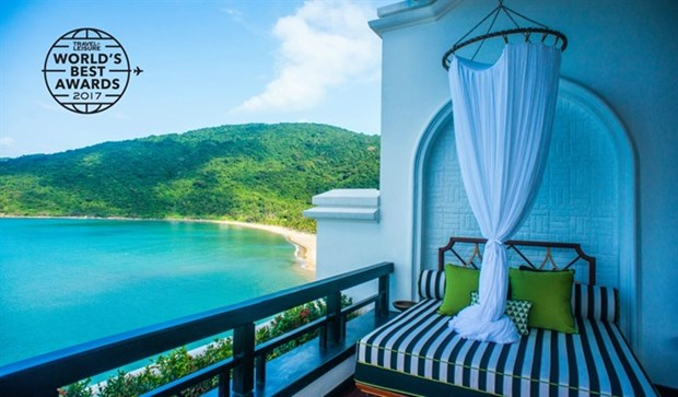 Danang hotel ranked high by travel magazine hinh anh 1