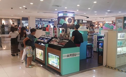 RoK cosmetics maker Able C&C Co. opens outlets in Malaysia hinh anh 1