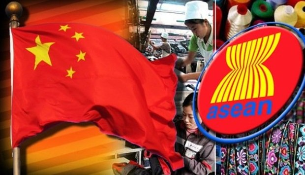 China calls for deeper cooperation with ASEAN hinh anh 1
