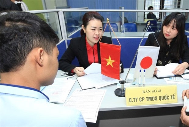 Vietnam aims to export more skilled labour hinh anh 1