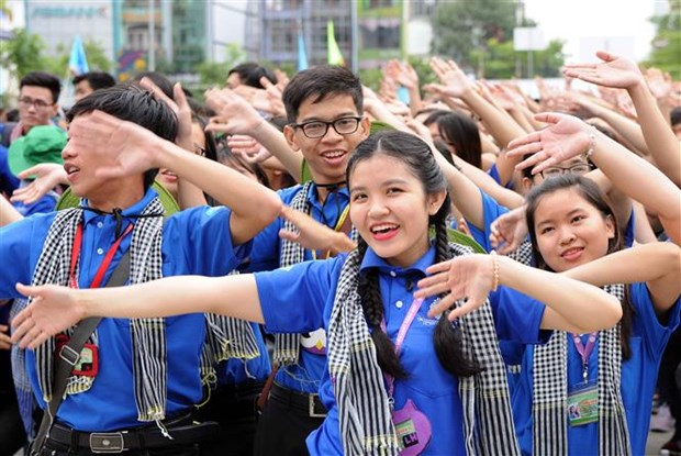Over 60,000 youths attend summer volunteer campaign hinh anh 1
