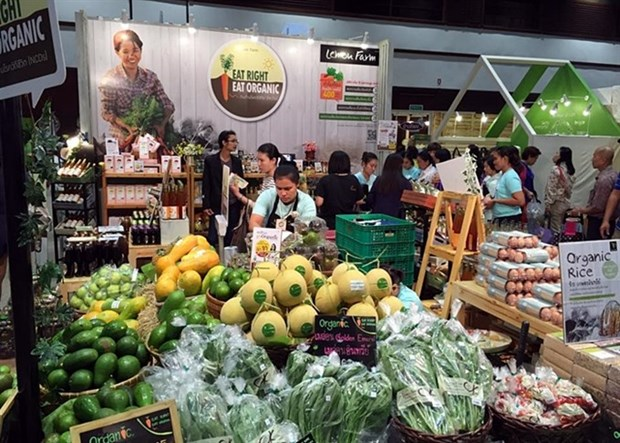 Vietnam firms to join Thai organic expo hinh anh 1