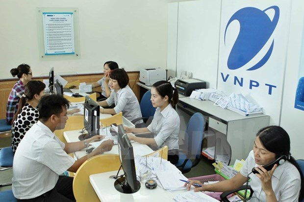 Telecom sector revenue on target hinh anh 1
