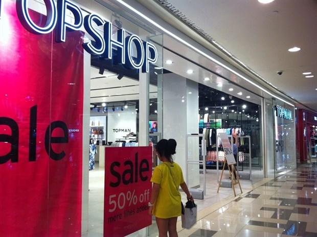 International fashion brands target Vietnamese market hinh anh 1