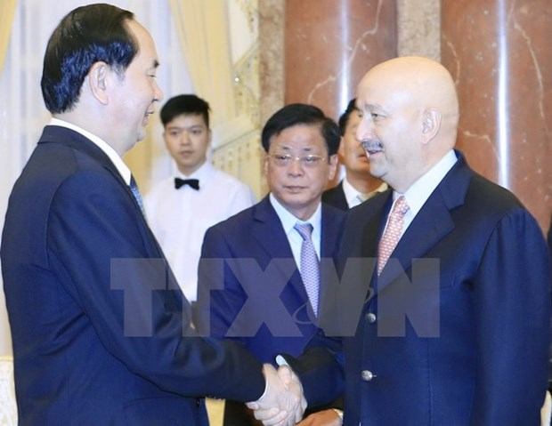 Vietnam wants to forge ties with Mexico: President Tran Dai Quang hinh anh 1