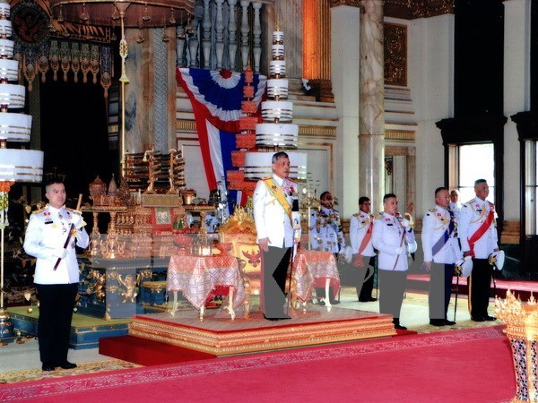 Thai King given full control of royal wealth hinh anh 1
