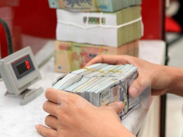 Reference exchange rate down as week begins hinh anh 1