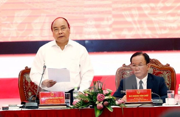 Son La asked to focus on hi-tech agriculture hinh anh 1