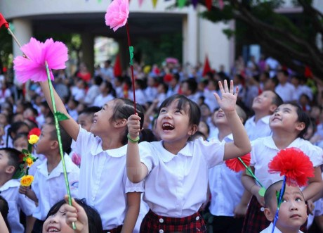 Mechanism sought to implement child friendly city initiative hinh anh 1