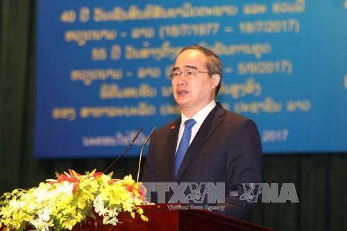 HCM City, Da Nang celebrate Vietnam-Laos diplomatic ties hinh anh 1