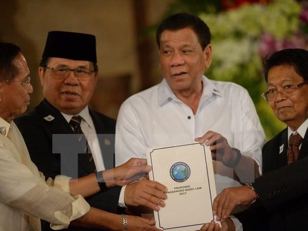 Philippines promotes establishment of Muslim autonomous region hinh anh 1