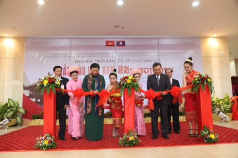 Vietnam tourism culture days in Laos hinh anh 1