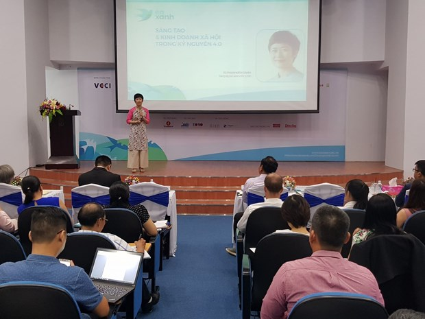 Programme promotes initiatives for community benefit hinh anh 1