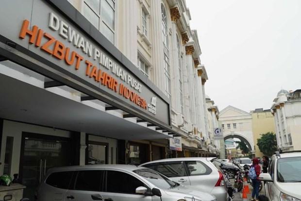 Indonesia bans Islamic HizbutTahrir organisation hinh anh 1