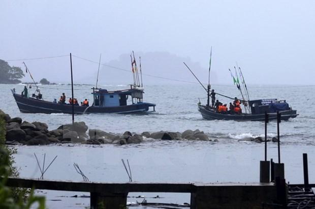 Myanmar announces bad weather causing military plane crash hinh anh 1