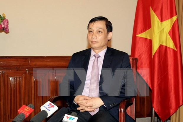 Vietnam eyes stronger cooperation with Chinese Guangdong hinh anh 1