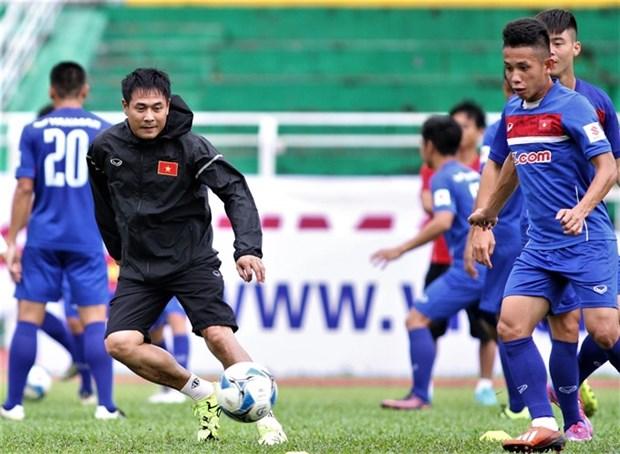 Vietnam can make AFC final round: coach hinh anh 1
