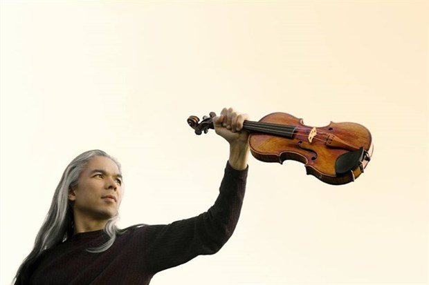 Violin phenom to perform with HBSO hinh anh 1