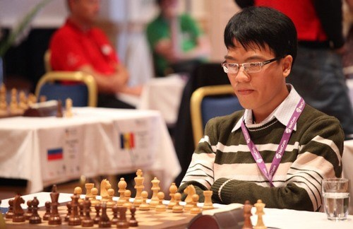 Vietnamese grandmaster finishes second at Danzhou chess event hinh anh 1