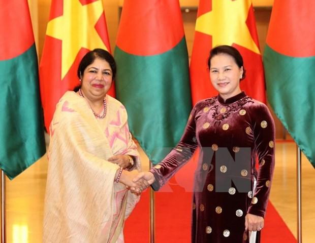 Vietnamese NA backs enhanced cooperation with Bangladesh hinh anh 1