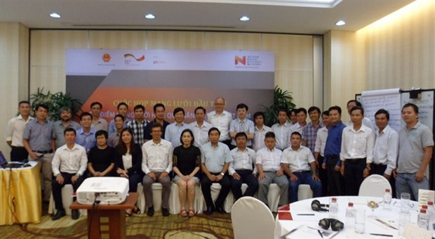 Vietnam launches first energy efficiency network hinh anh 1