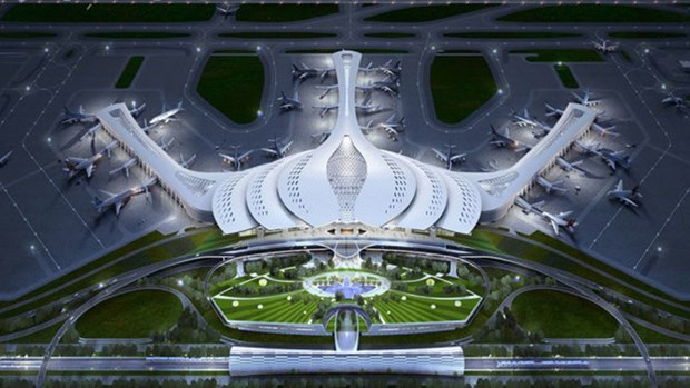 Lotus-inspired design chosen for Long Thanh int'l airport hinh anh 1