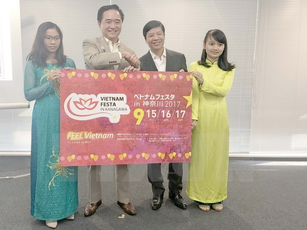 Vietnam Festival in Kanagawa 2017 to lure 400,000 vistors hinh anh 1