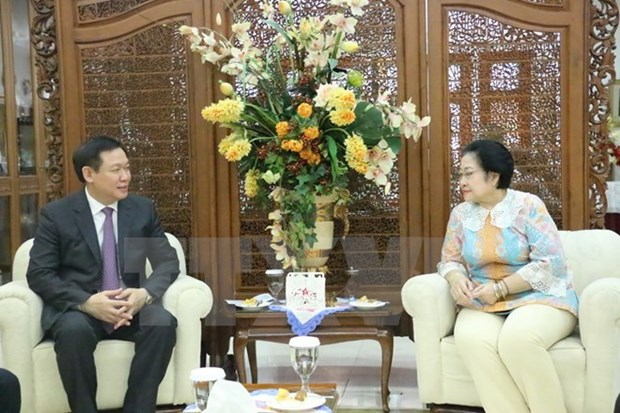 Vietnam, Indonesia keen on boosting strategic partnership hinh anh 1