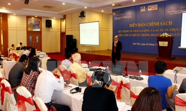 Experts: Domestic companies should develop strong brand names hinh anh 1