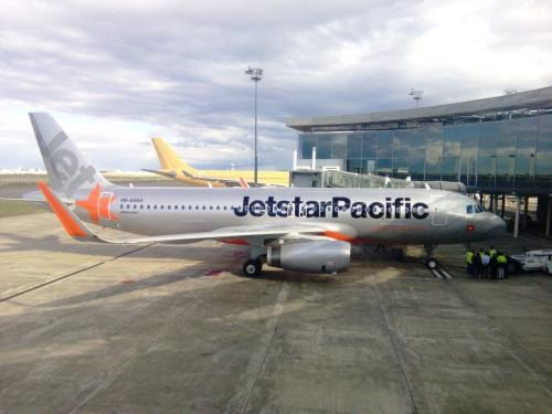 Jetstar begins selling tickets on Quang Binh-Chiang Mai route hinh anh 1