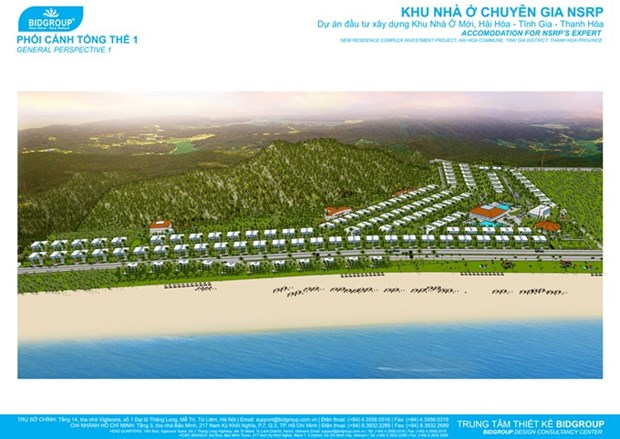 Nghi Son Economic Zone to get luxury resort hinh anh 1