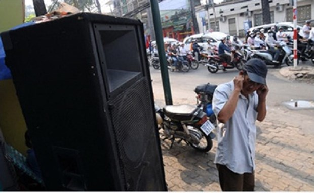Noise pollution worsens in HCM City hinh anh 1