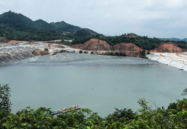 Vietnam's biggest polymetallic project fined for violations hinh anh 1
