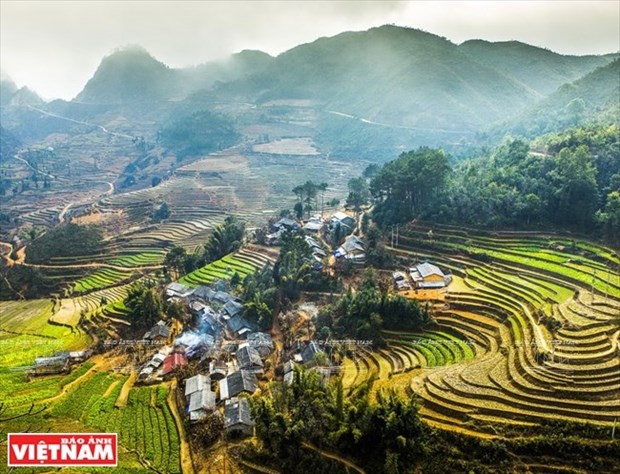 Conference promotes tourism in Ha Giang hinh anh 1