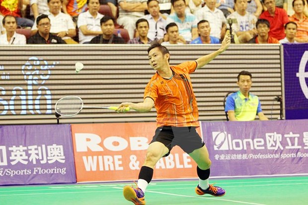 Minh enters quarterfinals of Yonex US Open hinh anh 1