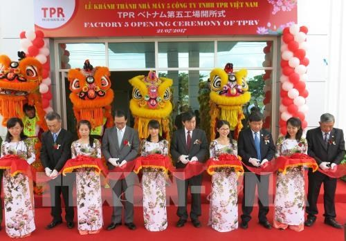 Japan-invested firm opens 42 mln-USD factory in Binh Duong hinh anh 1