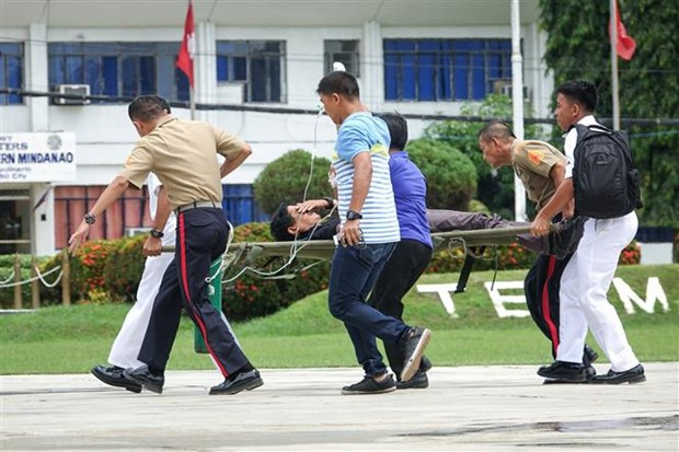 Seven people killed in clashes in southern Philippines hinh anh 1