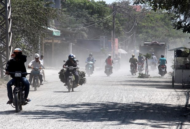Harsh report issue on Vietnam's urban environment hinh anh 1