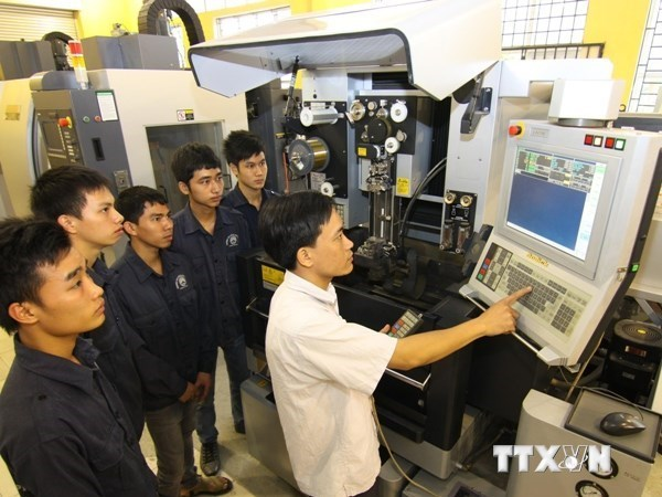Vietnam, Taiwan cooperate in vocational training hinh anh 1