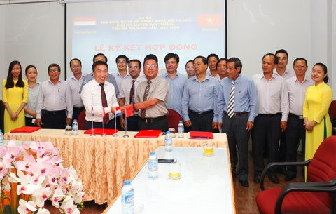 Ba Ria – Vung Tau signs wastewater deal hinh anh 1