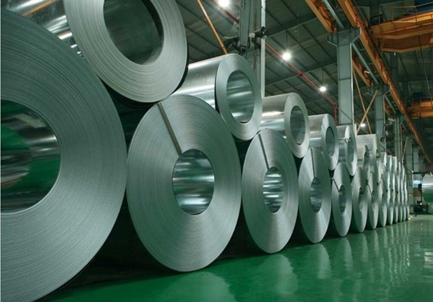Australia partially ends probe against Vietnam's zinc coated steel hinh anh 1