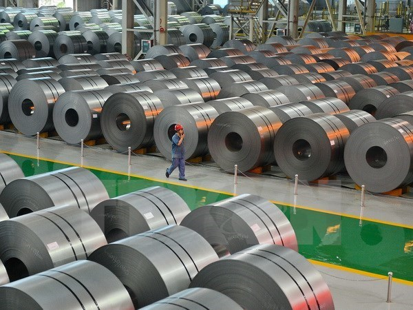 Amended decision on anti-dumping measures against imported steel hinh anh 1