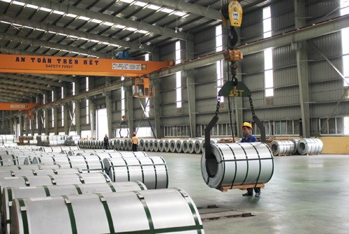 Deadline extended for imported steel tax review hinh anh 1