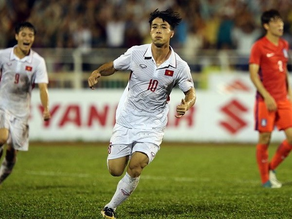 Vietnam earns slot in final round of AFC U23 champs hinh anh 1