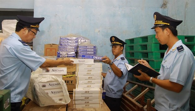 More than 88,500 cases of smuggling in first half of 2017 hinh anh 1