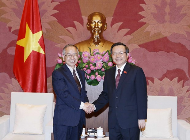 NA Vice Chairman applauds VN-Japan audit cooperation hinh anh 1